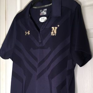 Under Armour Heat Gear Loose Mens Polo Shirt